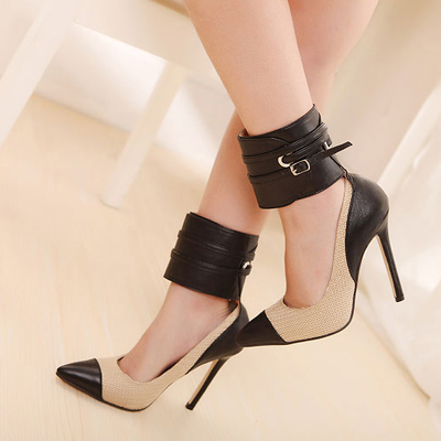 Ankle High Heels