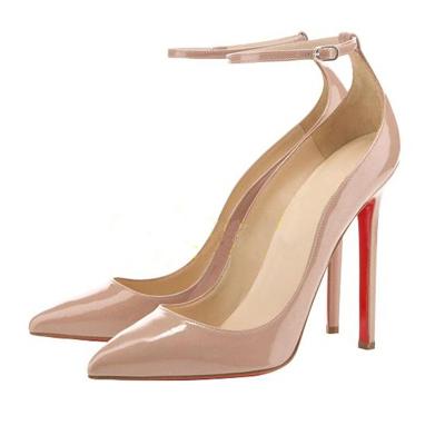 Women High Heels Shoes Pumps 10cm Black Stilettos Heels