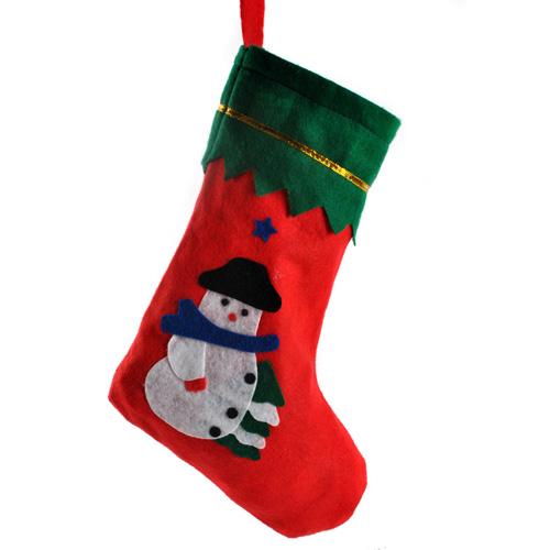nouveau style de no l bonhomme de neige imprimer un sock. Black Bedroom Furniture Sets. Home Design Ideas