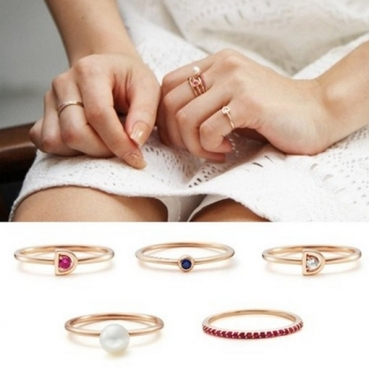 Fashion Metal Rings