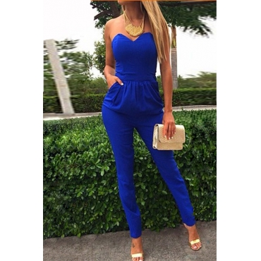 Women's One Piece Jumpsuit with Attached Maxi Skirt
