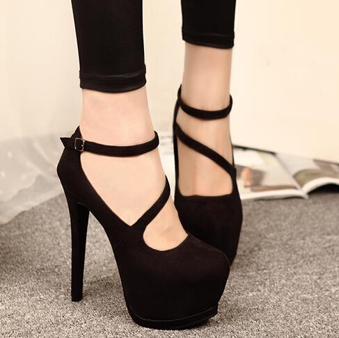 Wholesale Fashion High Heels Shoes
