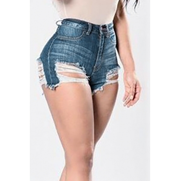 Pantalons maigres sexy taille haute